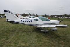 G-EZZE Czech Aircraft Works SportCruiser [LAA 338-14687] Popham 050512