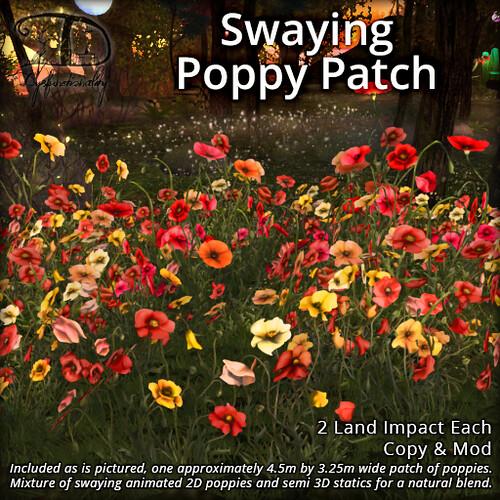 SwayingPoppyPatch