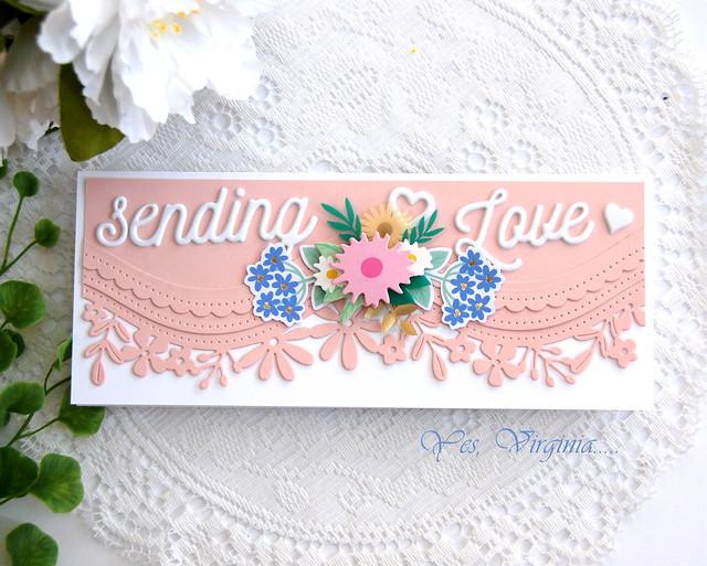 sending love (card kit) -blog hop