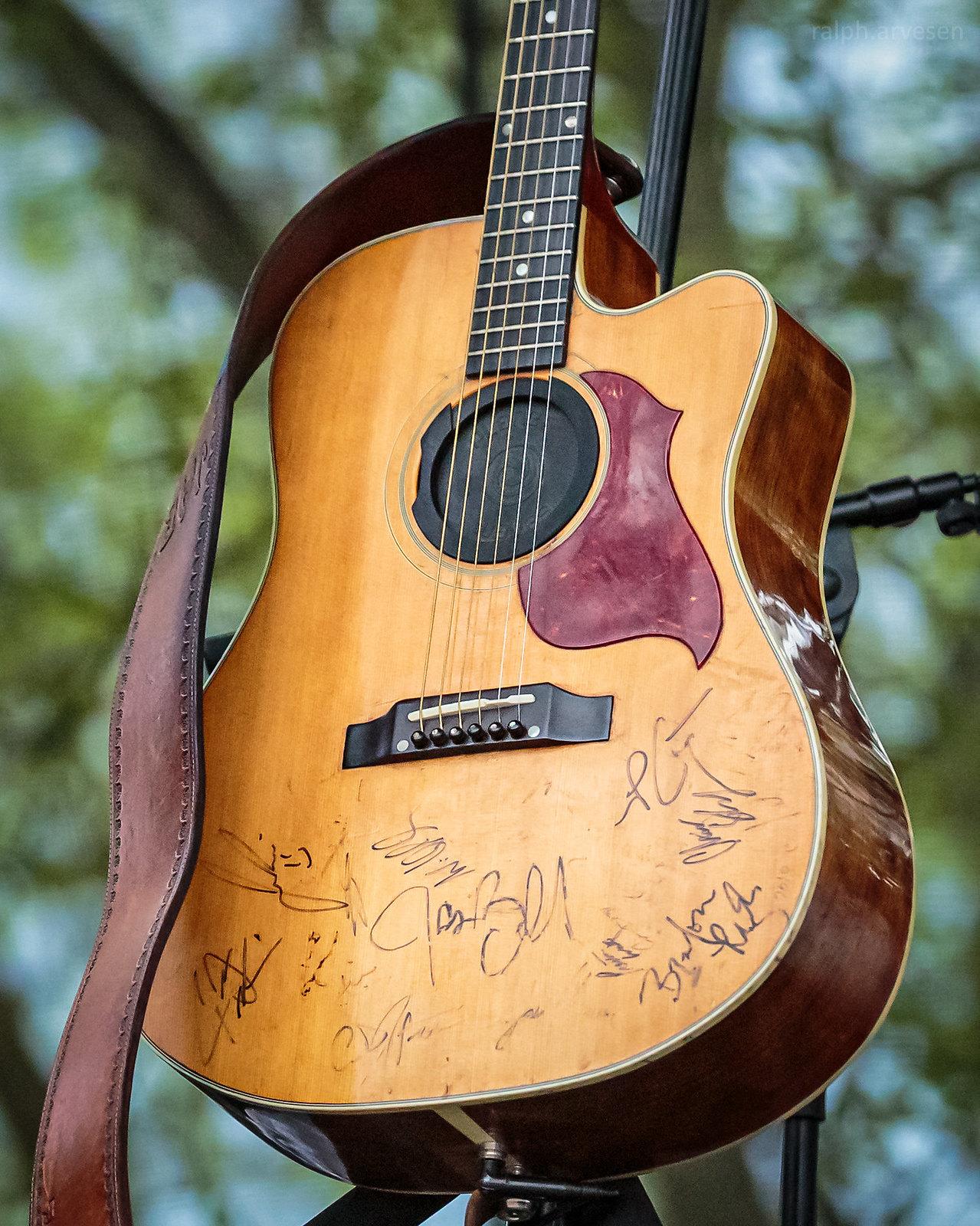 Josh Abbott Band | Texas Review | Ralph Arvesen