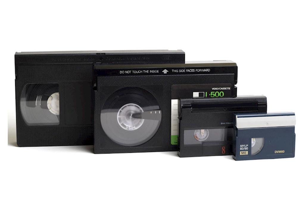 VHS-Betamax-Hi8-video-Tape-home-movies-ll