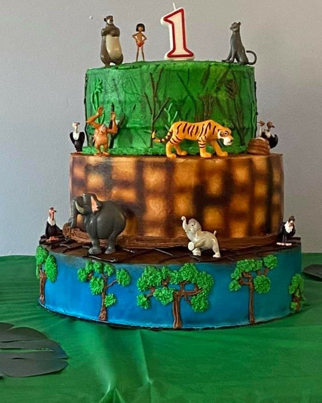 Cake by Mad Batter Homemade Bakery