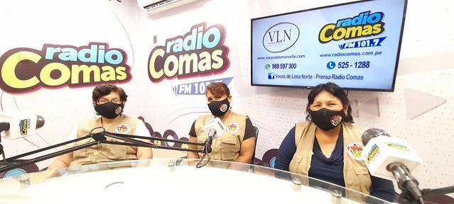 """""""Voces libres sin violencia"""" - Lima Norte"""
