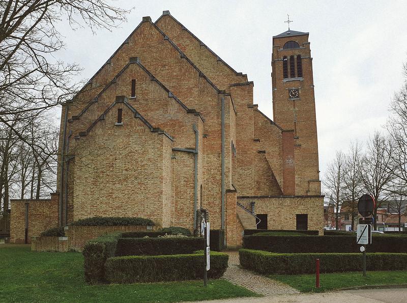 Onze-Lieve-Vrouwekerk Zonnebeke