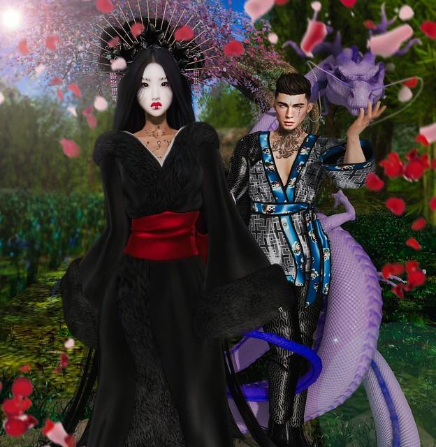 Geisha to kanojo no kyōdai