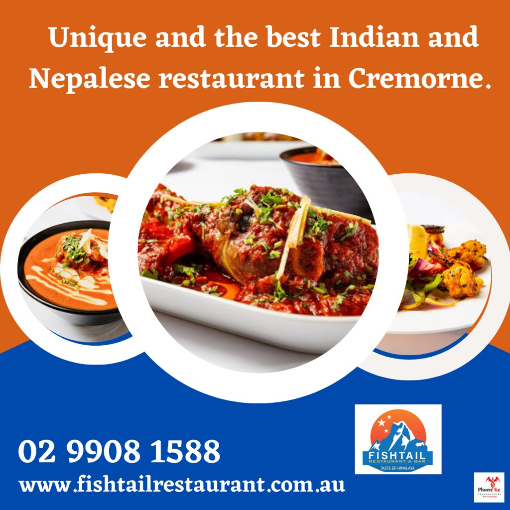 Indian and Nepalese Cuisine in Cremorne