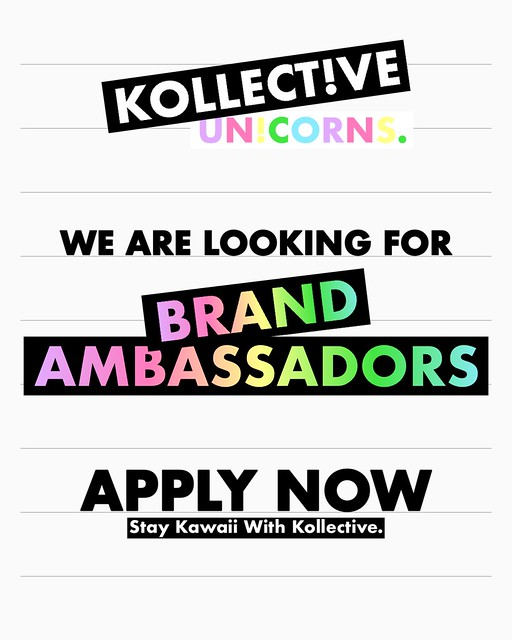 KOLLECTIVE BRAND AMABASSADOR SEARCH