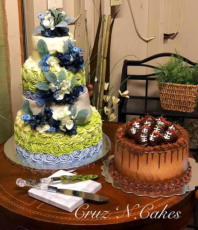 Cake by Cruz 'N Cakes, LLC
