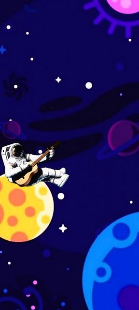 Melodía en el espacio