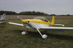 G-BZRV Vans RV-6 [PFA 181A-13573] Popham 050512