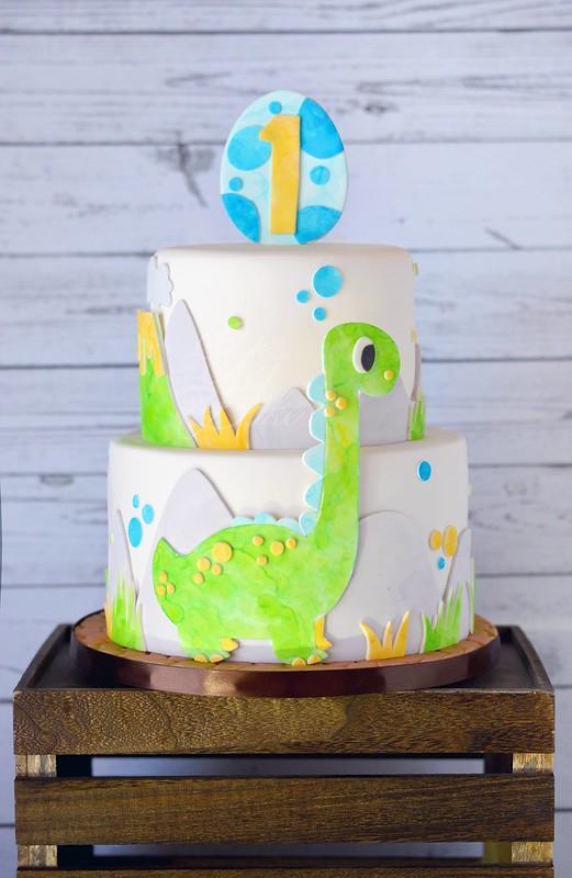 Cake by Yes, I Bake