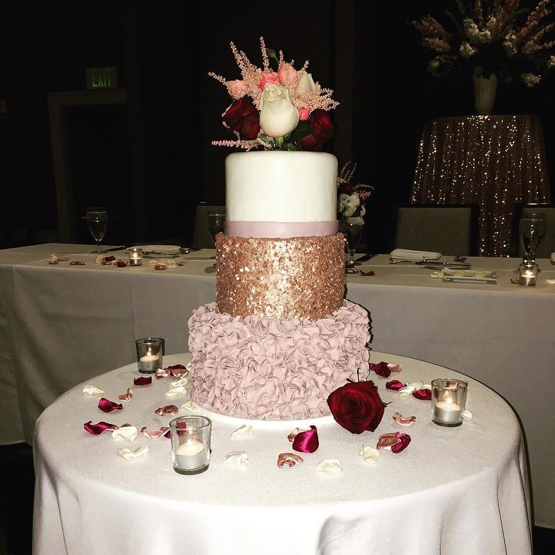 Cake by Rockin' Cakes Bakery