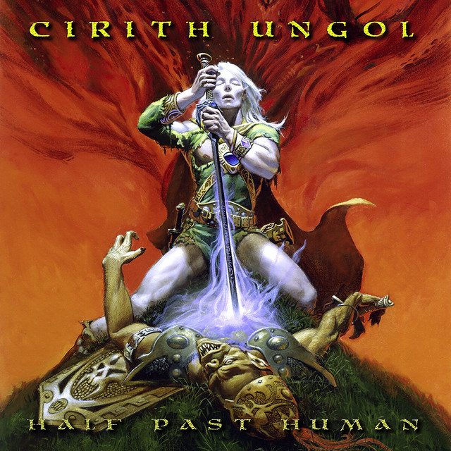 Cirith Ungol Reveals Details For New E.P. 'Half Past Human'