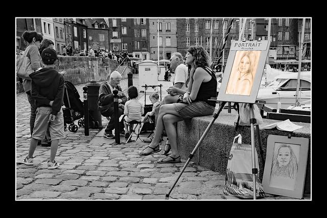 Portraitiste