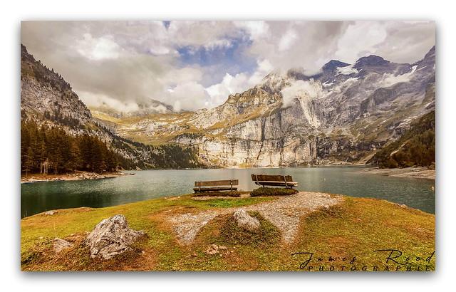 Lac d'Oeschinen - Kandersteg - Suisse29 novembre 2020