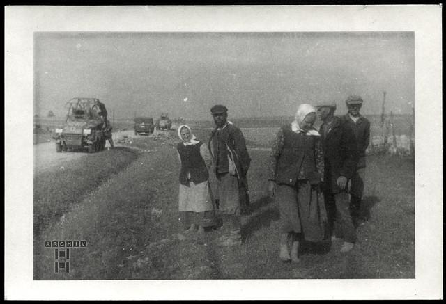 ArchivTappen23AAl2i343 Meine Dienstzeit, Rußlandfeldzug, WWII, 1939-1945