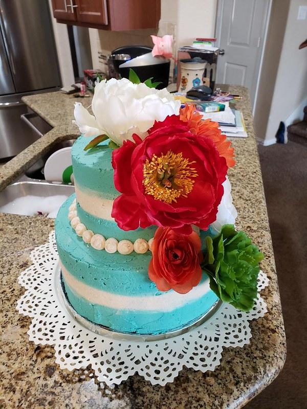 Cake by Lush Cakes