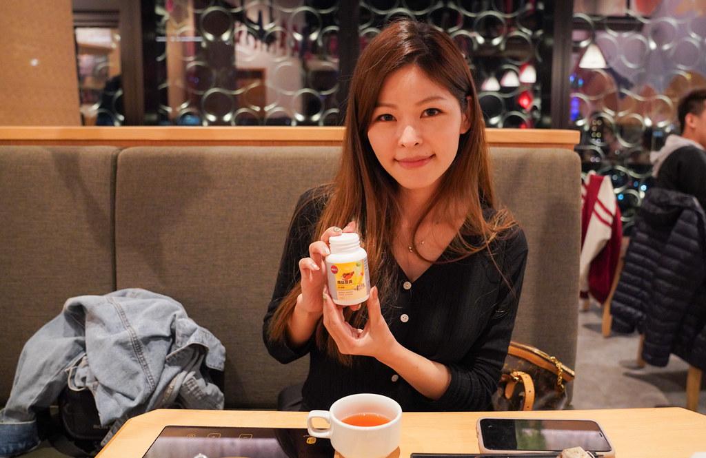 飯後吃孅益薑黃有效嗎?