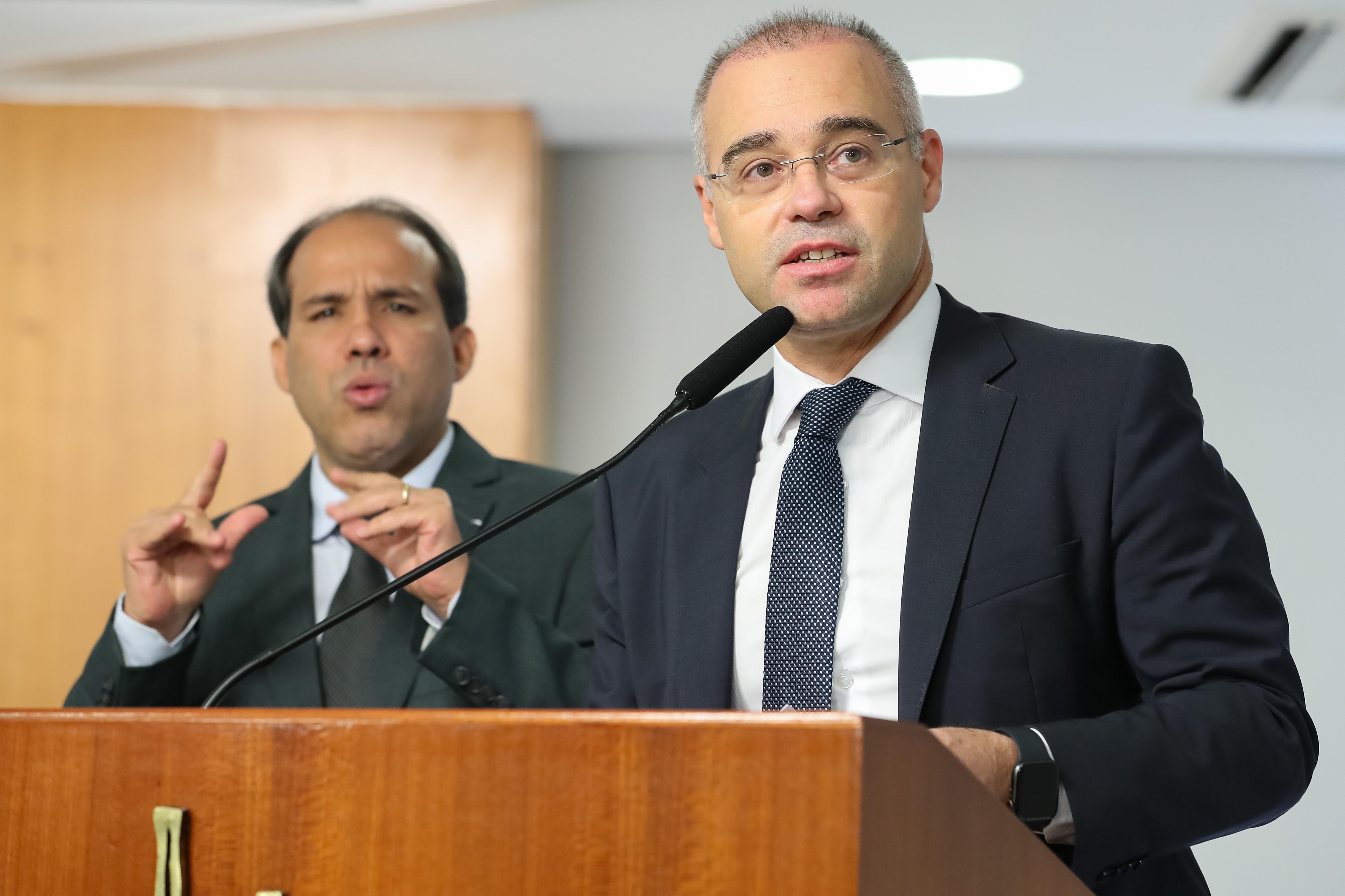 Solenidade Posse Ministro André Mendonça
