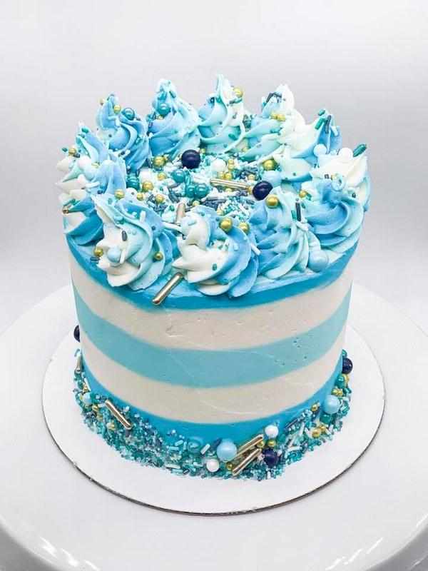 Cake by Sweet Ashley's Cakes