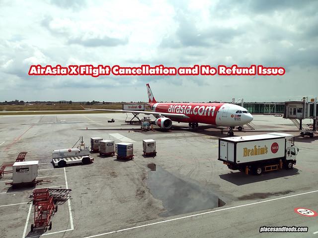 airasia x flight cancellation