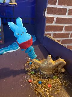 TWEEN Peeps Diorama Contest Entries 2021