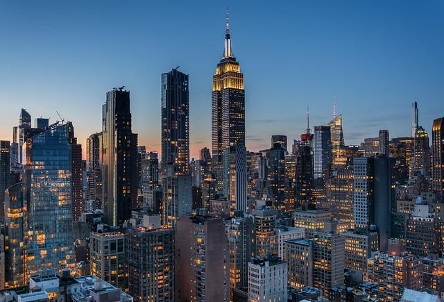 Fresh Perspective: Manhattan view from VU New York