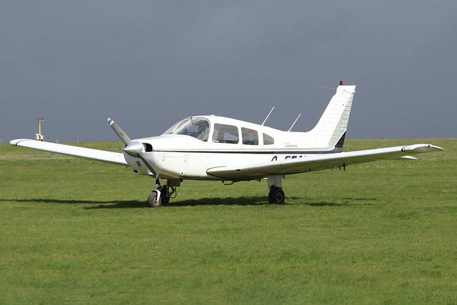 G-EEGU  -  Piper PA-28 Warrior II