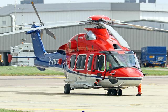 G-EMEC  -  Airbus Helicopters H175 c/n 5031  -  EGSH 6/4/21