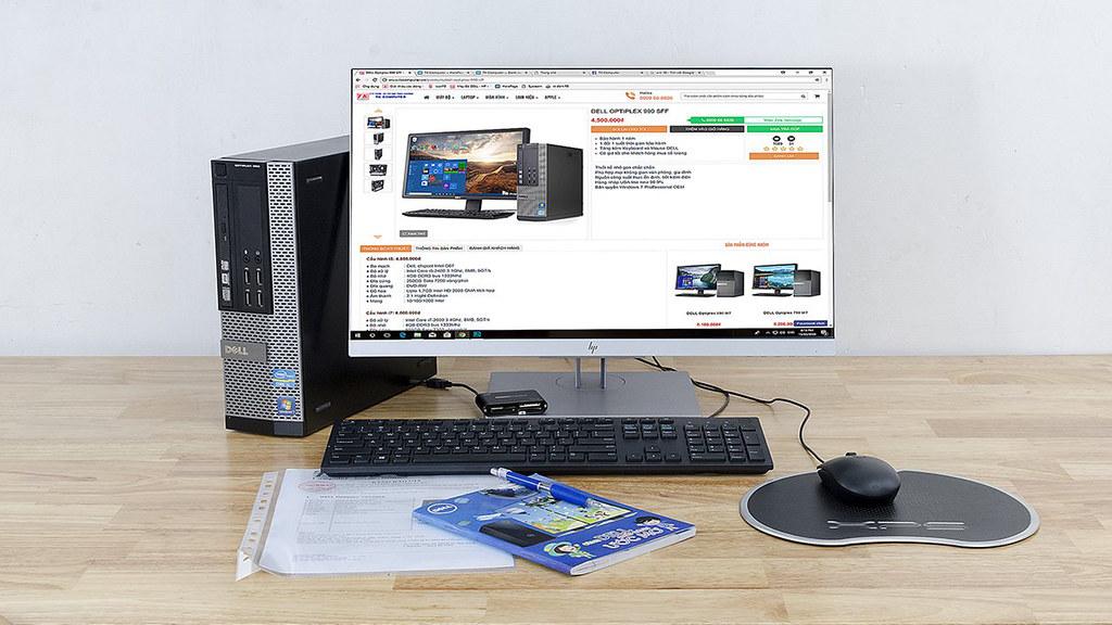 máy vi tính để bàn, xách tay, giá rẻ, giá bao nhiêu, cũ Cần Thơ 0915326788