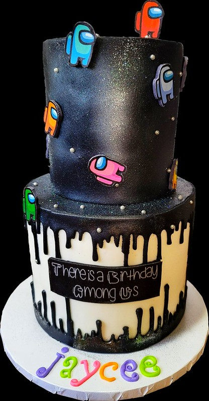 Cake by Creative Confections