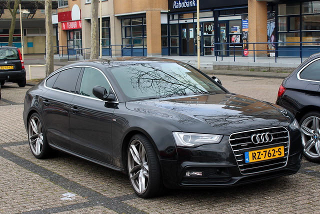 2015 Audi A5 quattro Sportback