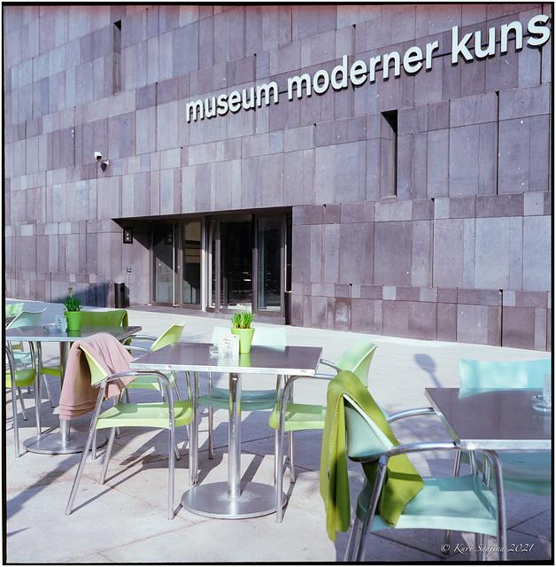Museum Moderne Kunst_Rolleiflex 3.5B