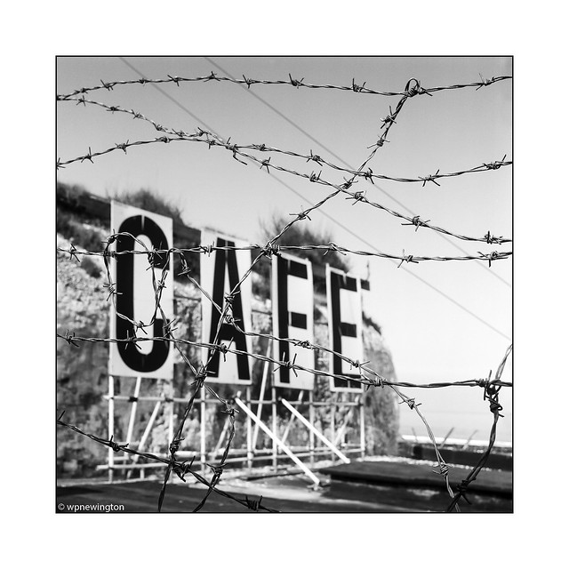 Cafe Lockdown ©