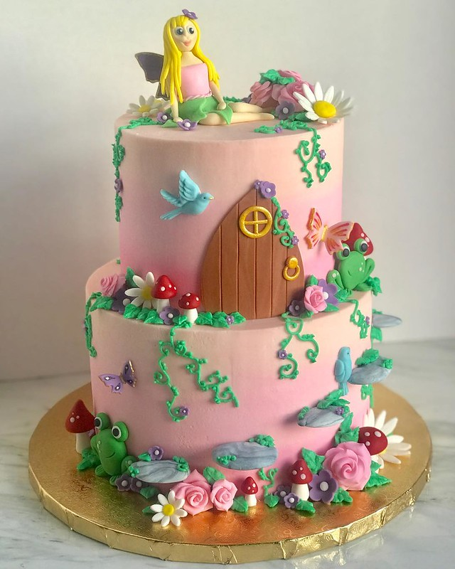 Cake by In Love With Dessert