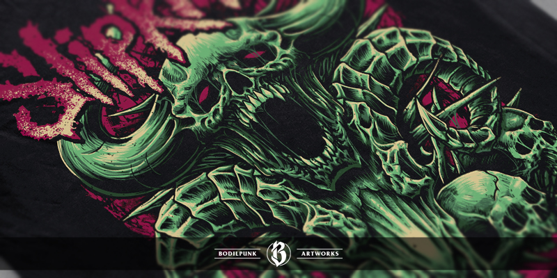 Details - Dark Creatures