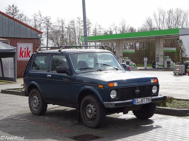 Lada 4x4 2121 (VAZ 2121 /  Лада 4х4)