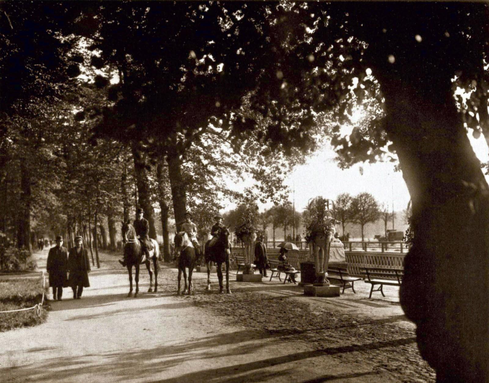 04. 1900-е. Летний сад