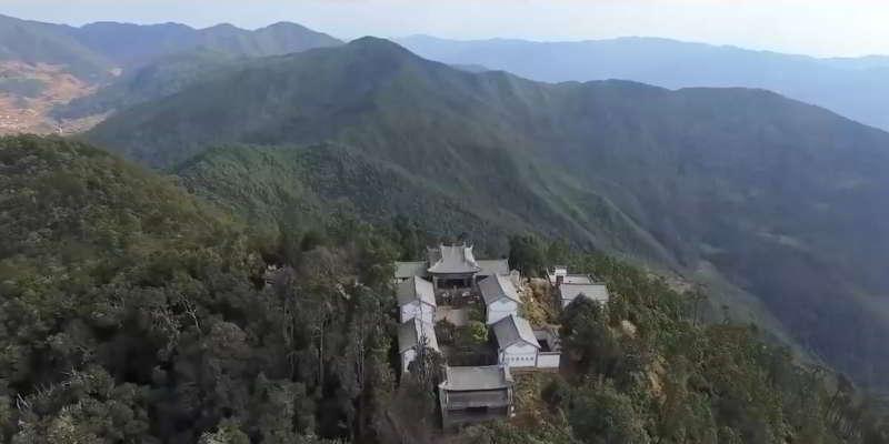 Kung Fu series Shaolin Monastery