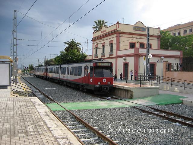 Lliria Station
