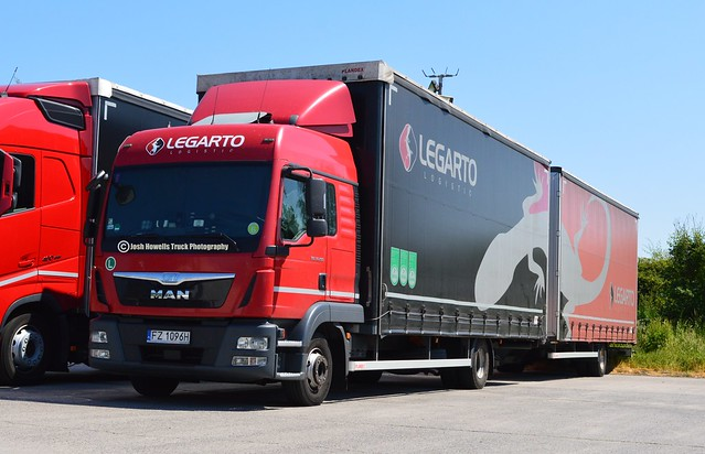 Legarto Logistic FZ 1096H (Poland) At Gledrid Services
