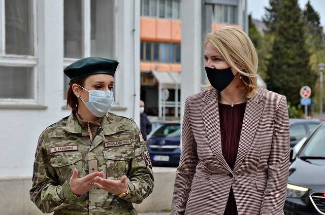 Olivera Injac - Vojno-medicinski centar (07.04.2021.)