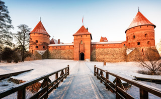 Trakai in Winter | Lithuania | by NicoTrinkhaus