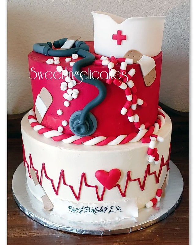 Cake by Sweet Angelicakes