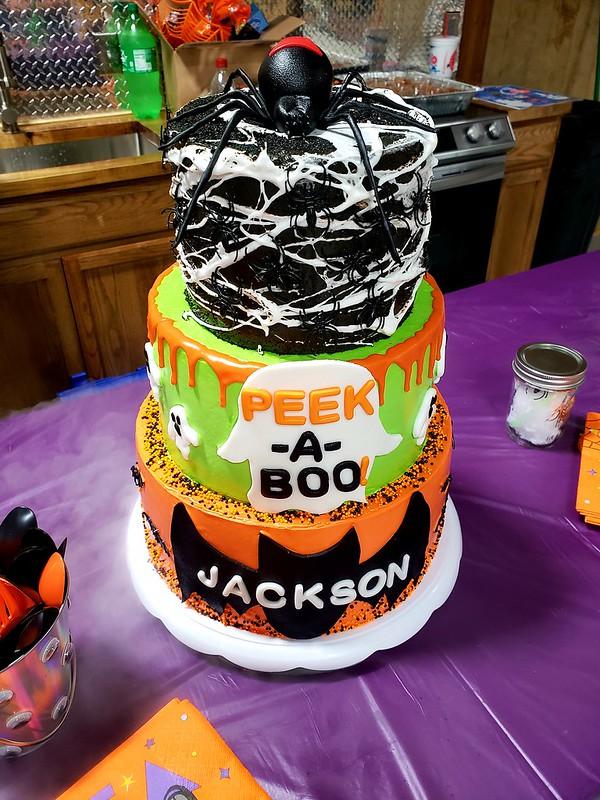 Cake by Beat It Bakery