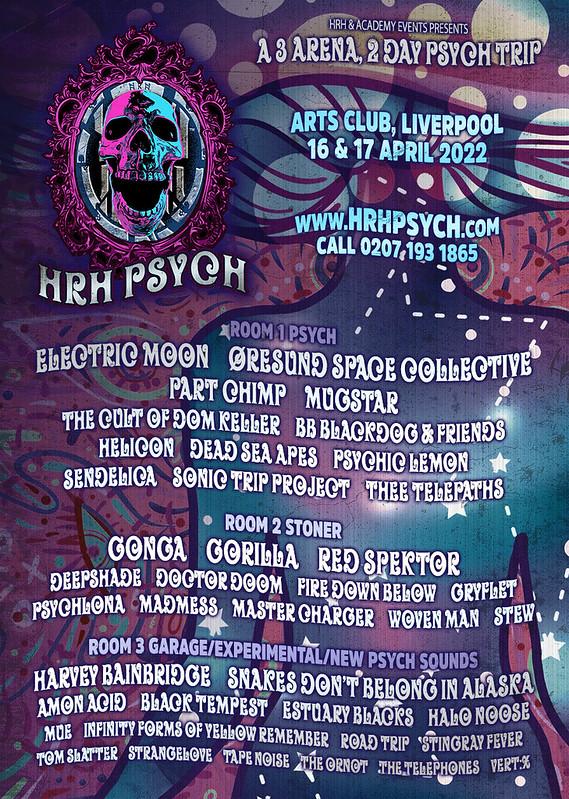 HRH Psych