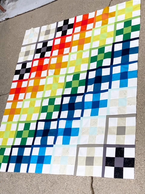 Kelly's Taylor Quilt