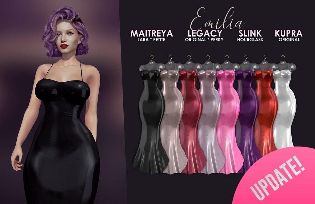 MAAI Emilia gown + GIVEAWAY