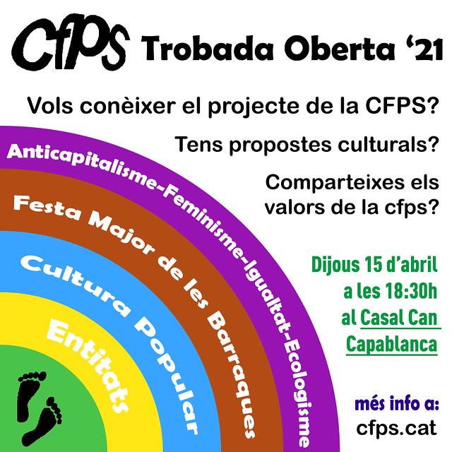 Trobada Oberta CFPS 21