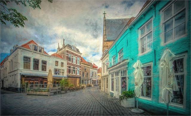 Oude Markt Vlissingen